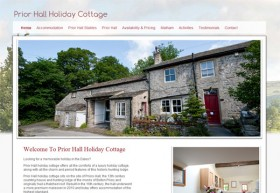 Prior Hall Cottage | priorhallcottage.co.uk